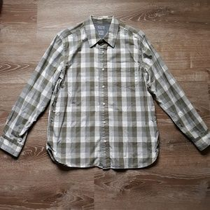 Austin Clothing Co Checked Button Up Shirt